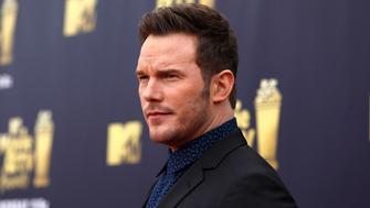 2018 MTV Movie & TV Awards - Arrivals - Santa Monica, California, U.S., 16/06/2018 - Actor Chris Pratt. REUTERS/Mario Anzuoni