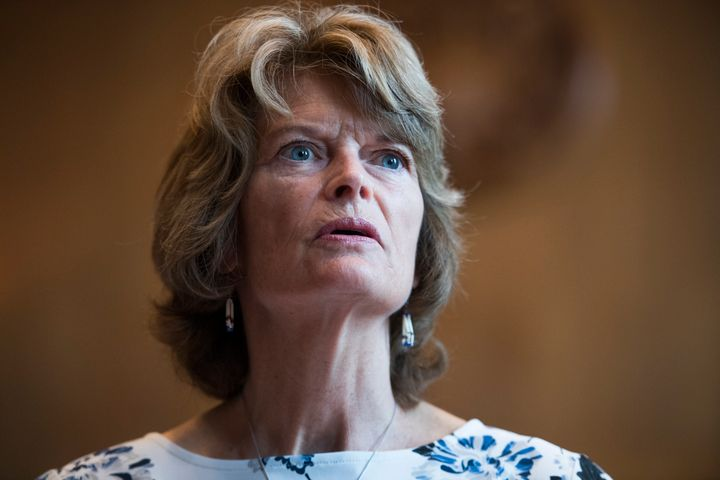 Sen. Lisa Murkowski (R-Alaska) has not said how she'll vote on Supreme Court nominee Brett Kavanaugh.