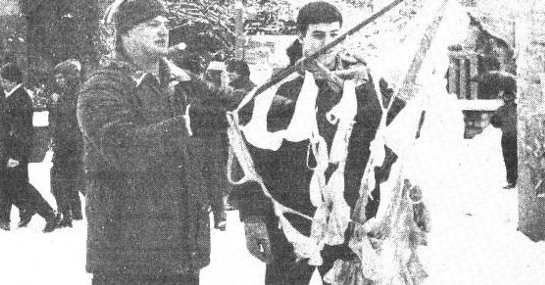 Brett Kavanaugh's Yale Fraternity Hoisted A Flag Made Of Women's Underwear In 1985 | HuffPost