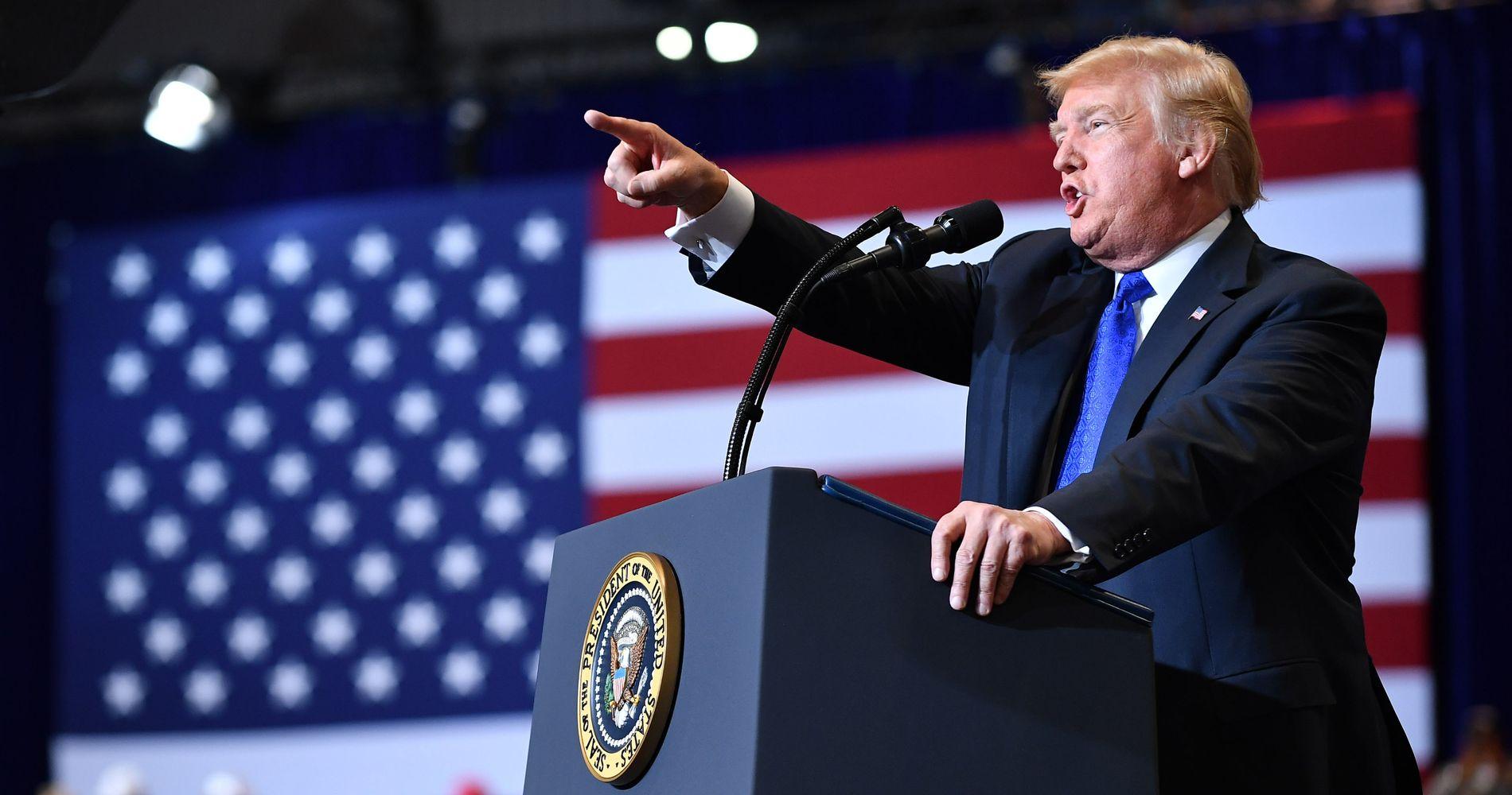 Trump Praises 'Great Gentleman' Brett Kavanaugh Despite Sexual Assault Allegation | HuffPost