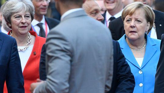 Merkel, Juncker und Co. könnten beim EU-Gipfel Theresa Mays Ende eingeläutet