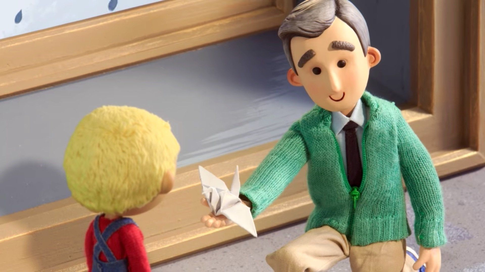 Google's Touching Mister Rogers Tribute Doodle Will Hit You Right In The