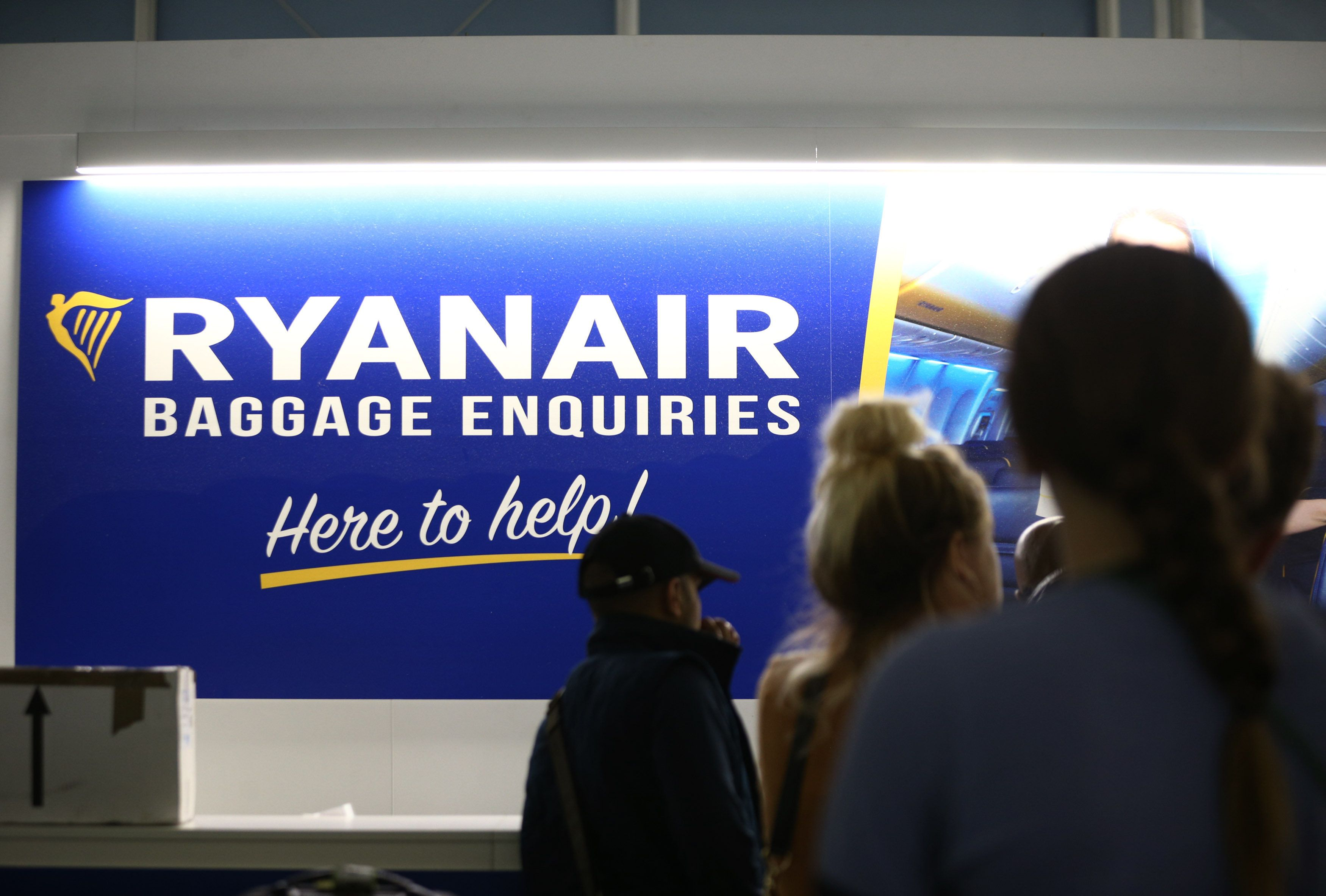 Ryanair Hand Luggage Fees To Be Investigated In