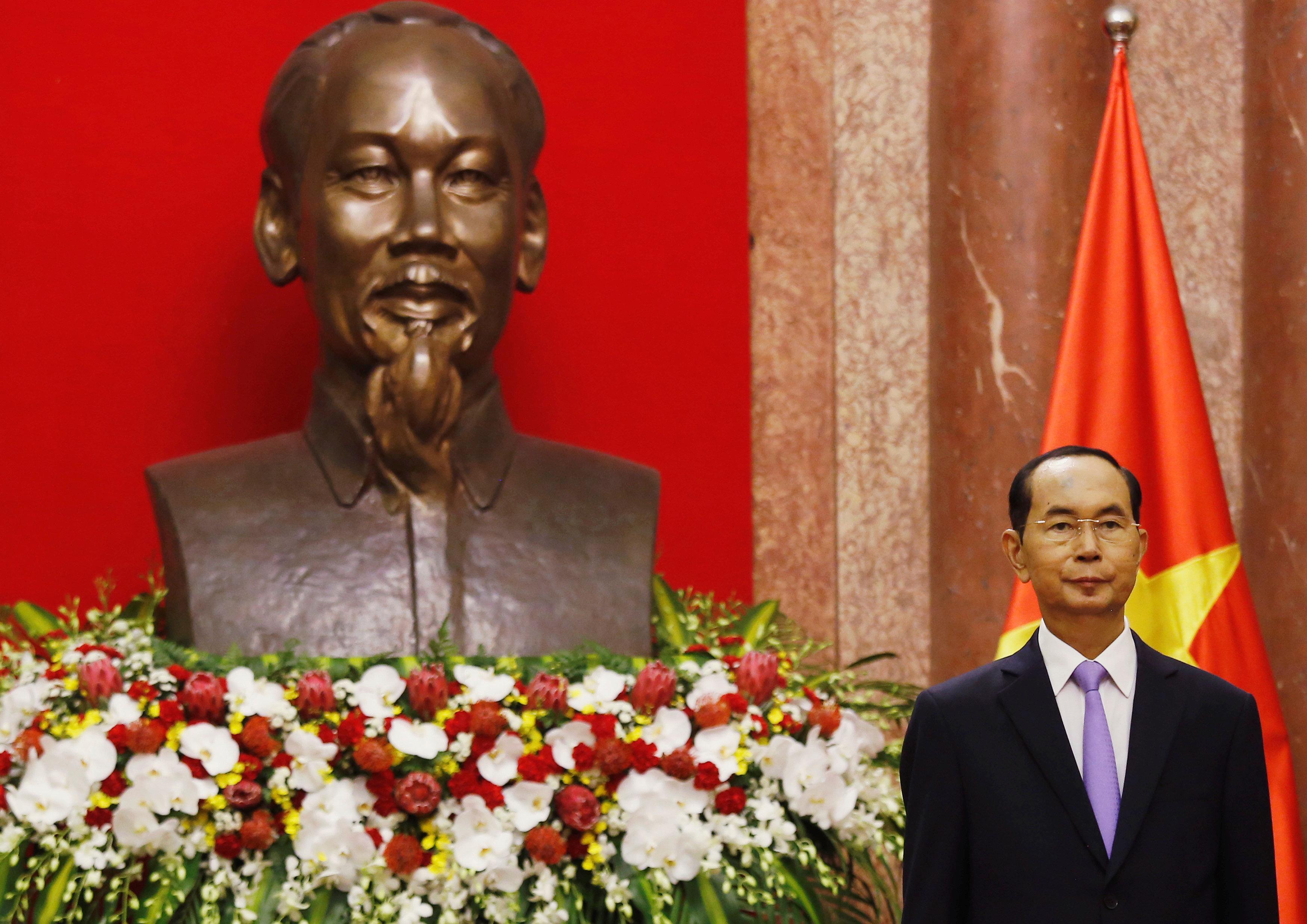 Πέθανε ο πρόεδρος του Βιετνάμ, ηγετική μορφή της συντηρητικής πτέρυγας του Κομμουνιστικού
