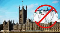 From Cutlery to Condiments, UK Parliament Is Going Plastic-Free For