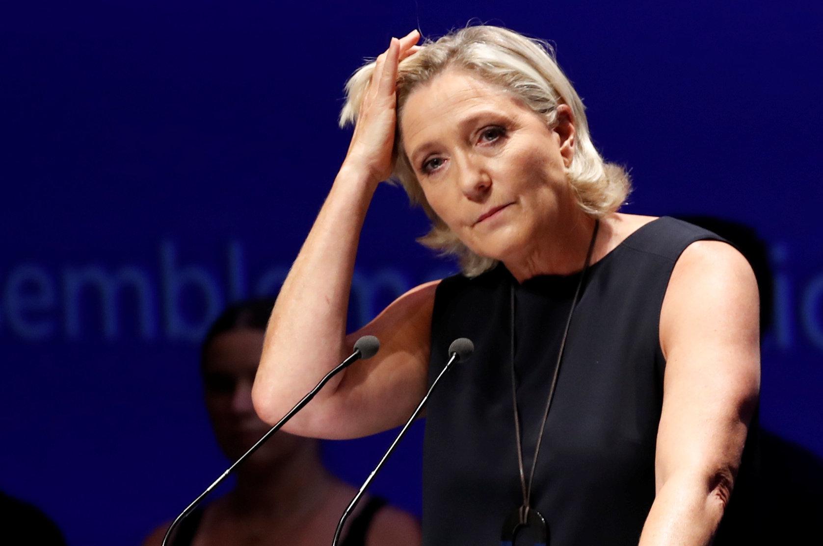 Marine Le Pen Refuses To Undergo Court-Ordered Psychiatric