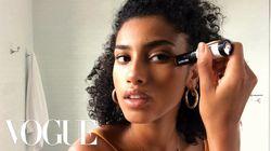 Imaan Hammam dévoile sa routine beauté inspirée du Maroc pour Vogue