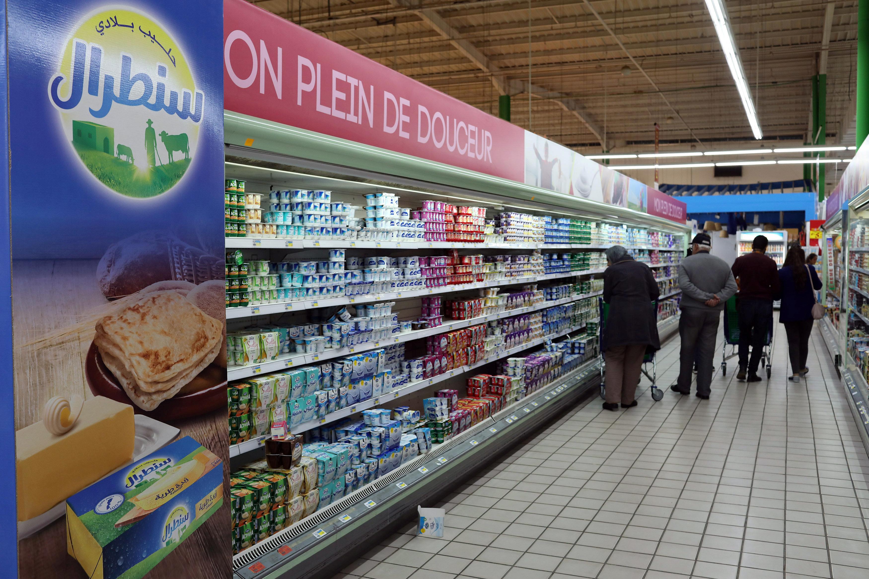 Les prix à la consommation ont connu une (très) légère baisse en