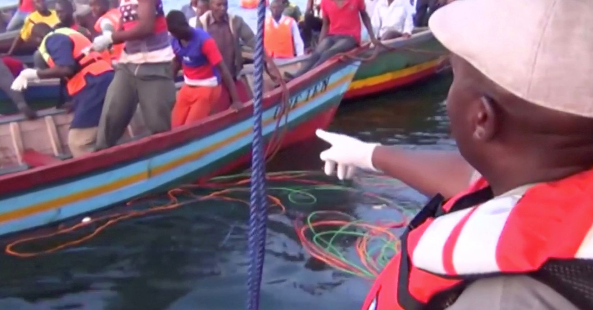 Death Toll From Tanzania Ferry Sinking Tops 100, B...