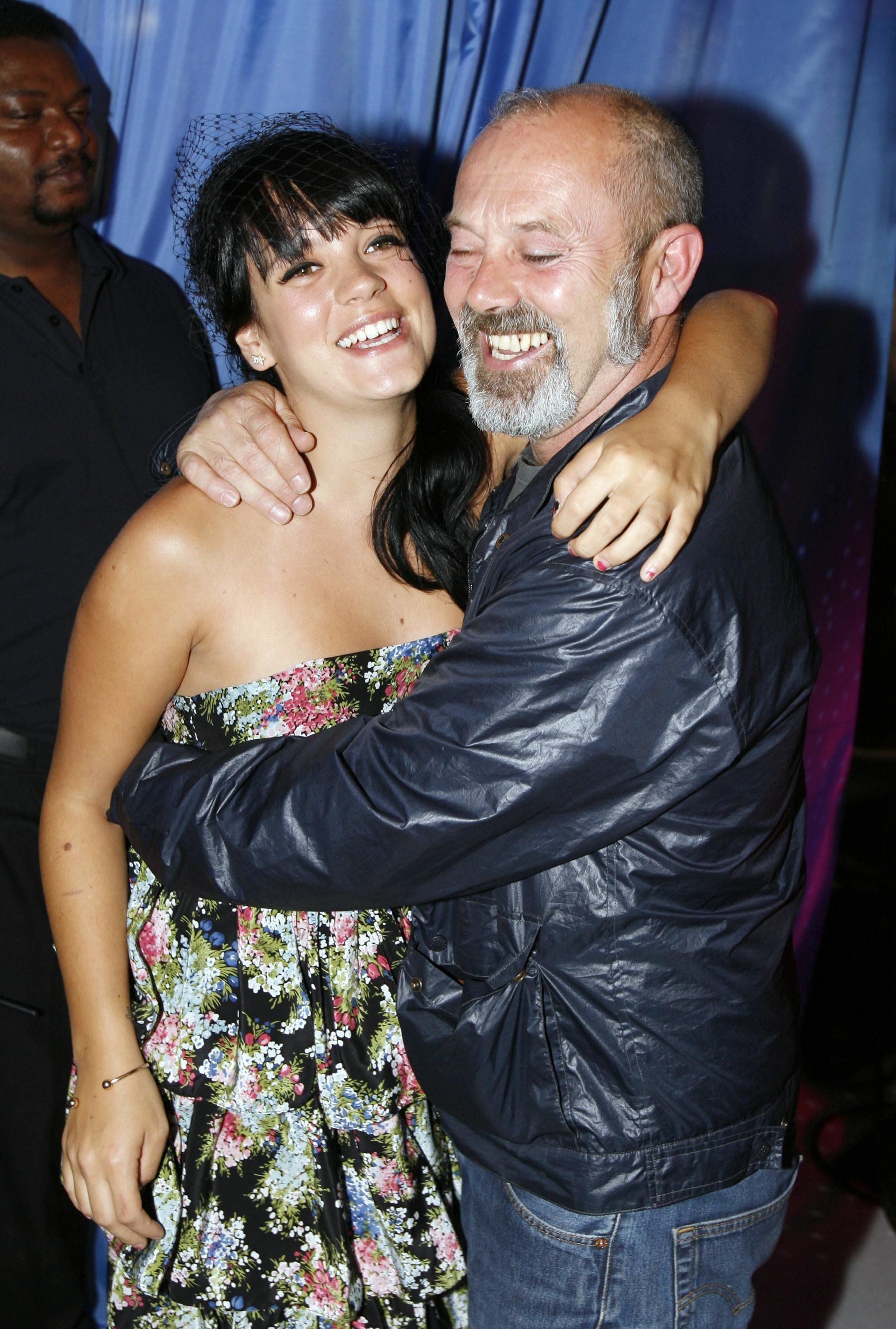 Lily Allen Reveals Her Father Keith Was Unhappy With One Particular Story In Her New