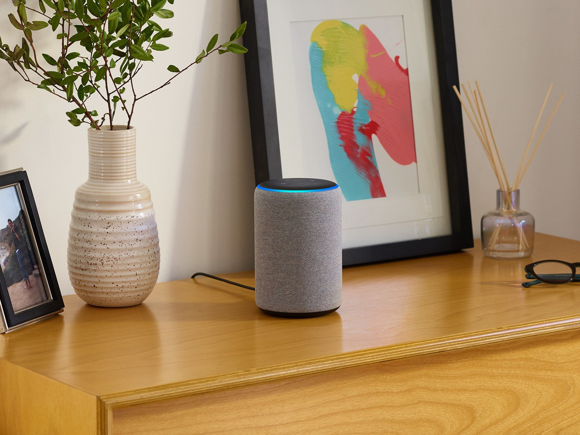 WEIRD: Alexa's Newest (And Creepiest) Trick Is Knowing What You're Thinking Before You