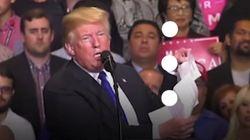 Ne lisez JAMAIS vos fiches comme l'a fait Donald Trump en plein