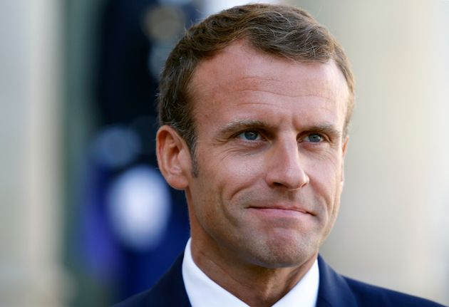 Le Président françaisEmmanuel