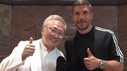 Lukas Podolski: Foto mit Neonazi sorgt für