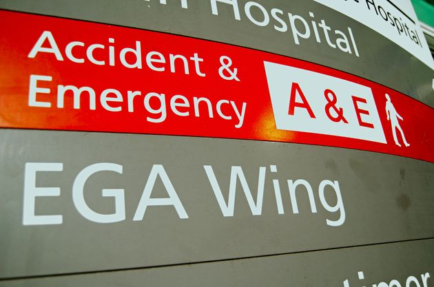 What Would It Look Like If NHS Patients Had To Book A&E