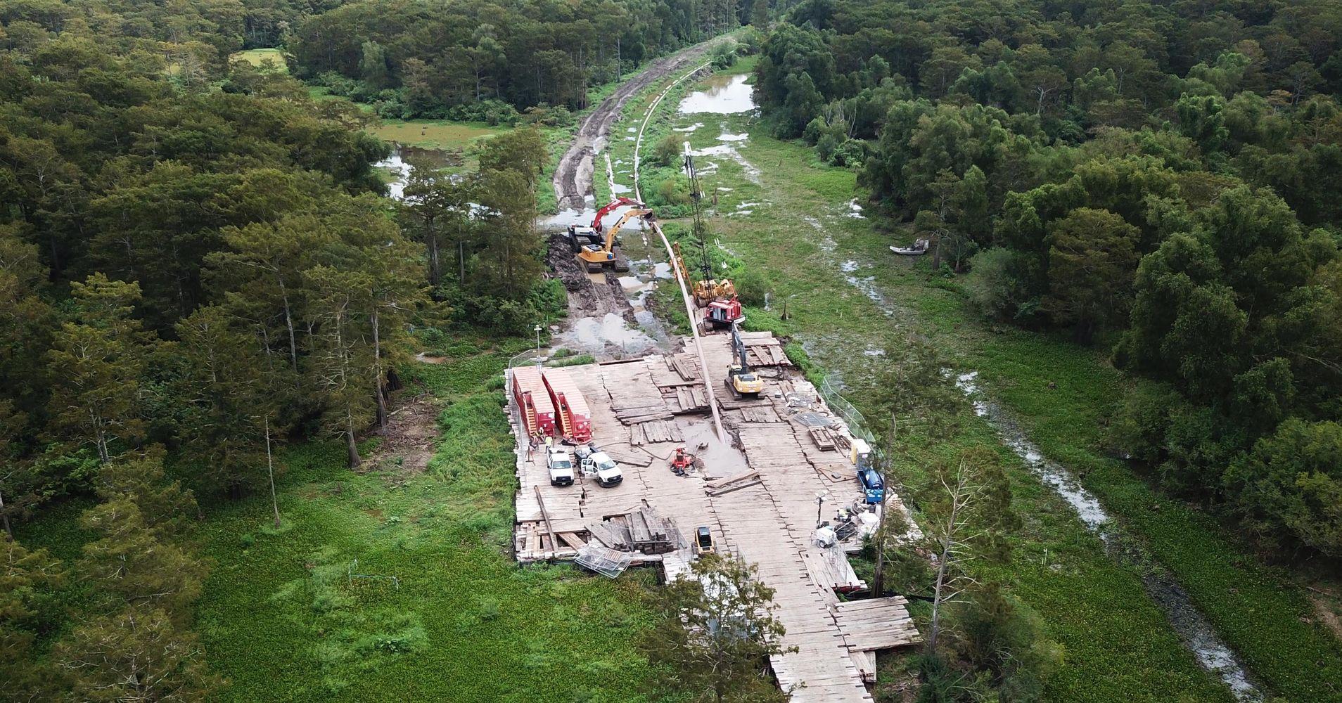Bayou Bridge Pipeline Threatens The Riches Of Loui...