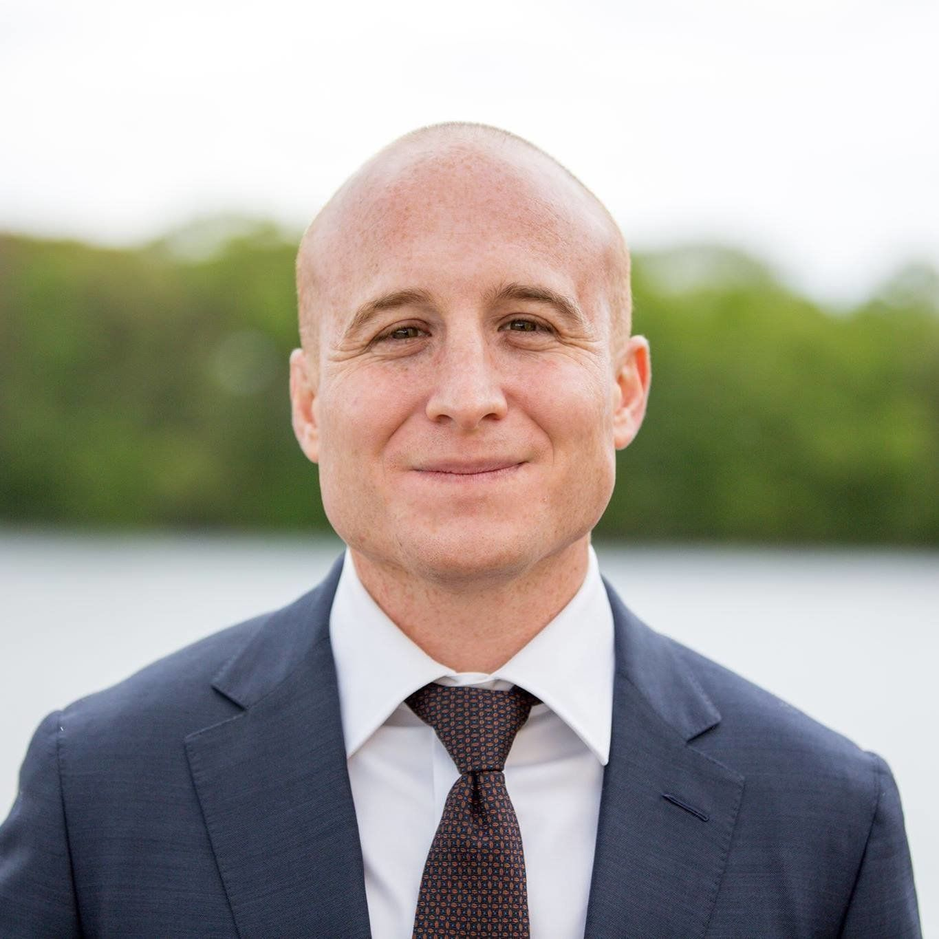 Democrat Max Rose is hoping to flip New Yorks 11th Congressional District