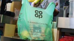 Co-op Introduces Compostable Carrier Bags In Bid To Ditch