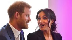 Prince Harry Pulls The Ultimate Husband Move At Meghan Markle's Palace