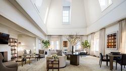 Η υπερσουίτα ξενοδοχείου που κοστίζει 75.000 δολάρια τη