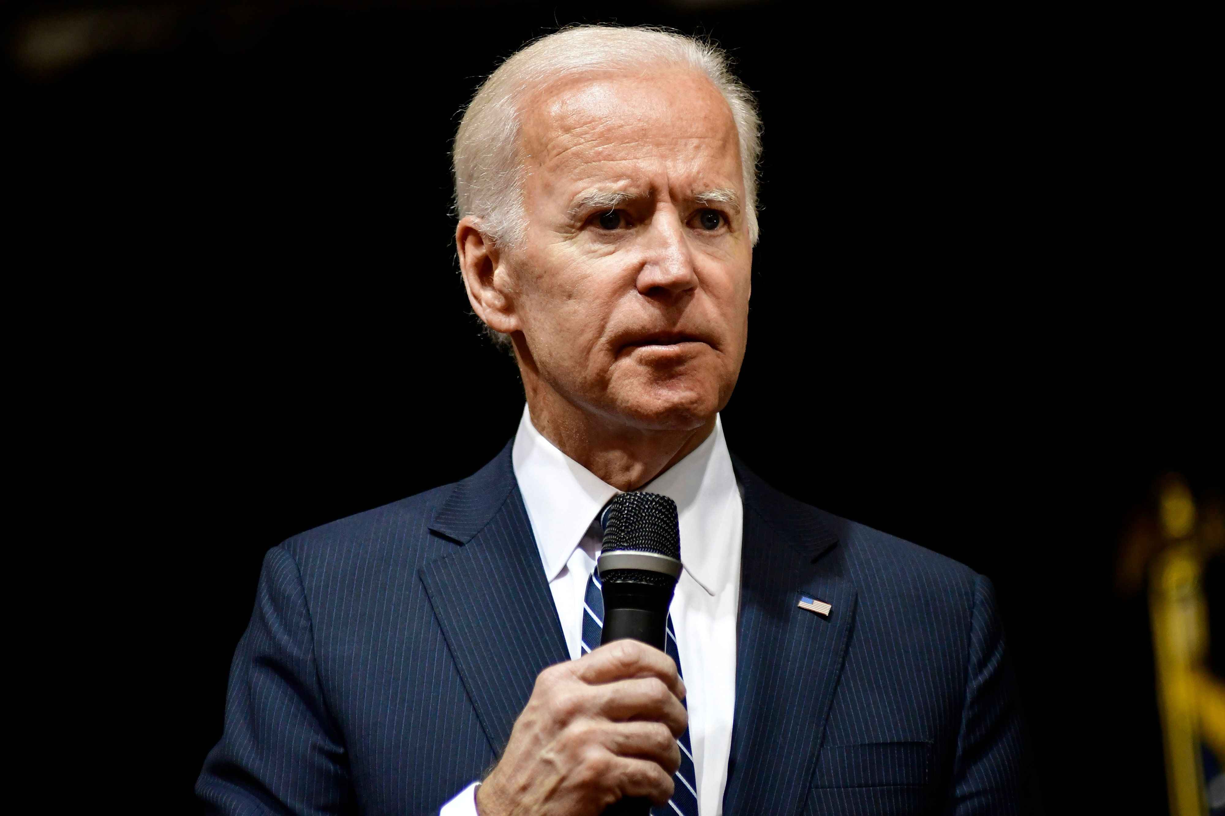 Former Vice President Joe Biden was chairman of the Senate Judiciary Committee when Clarence Thomas' nomination for the Supre