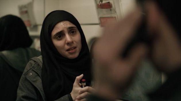 Jihadist Nadia was unmasked as the bomb