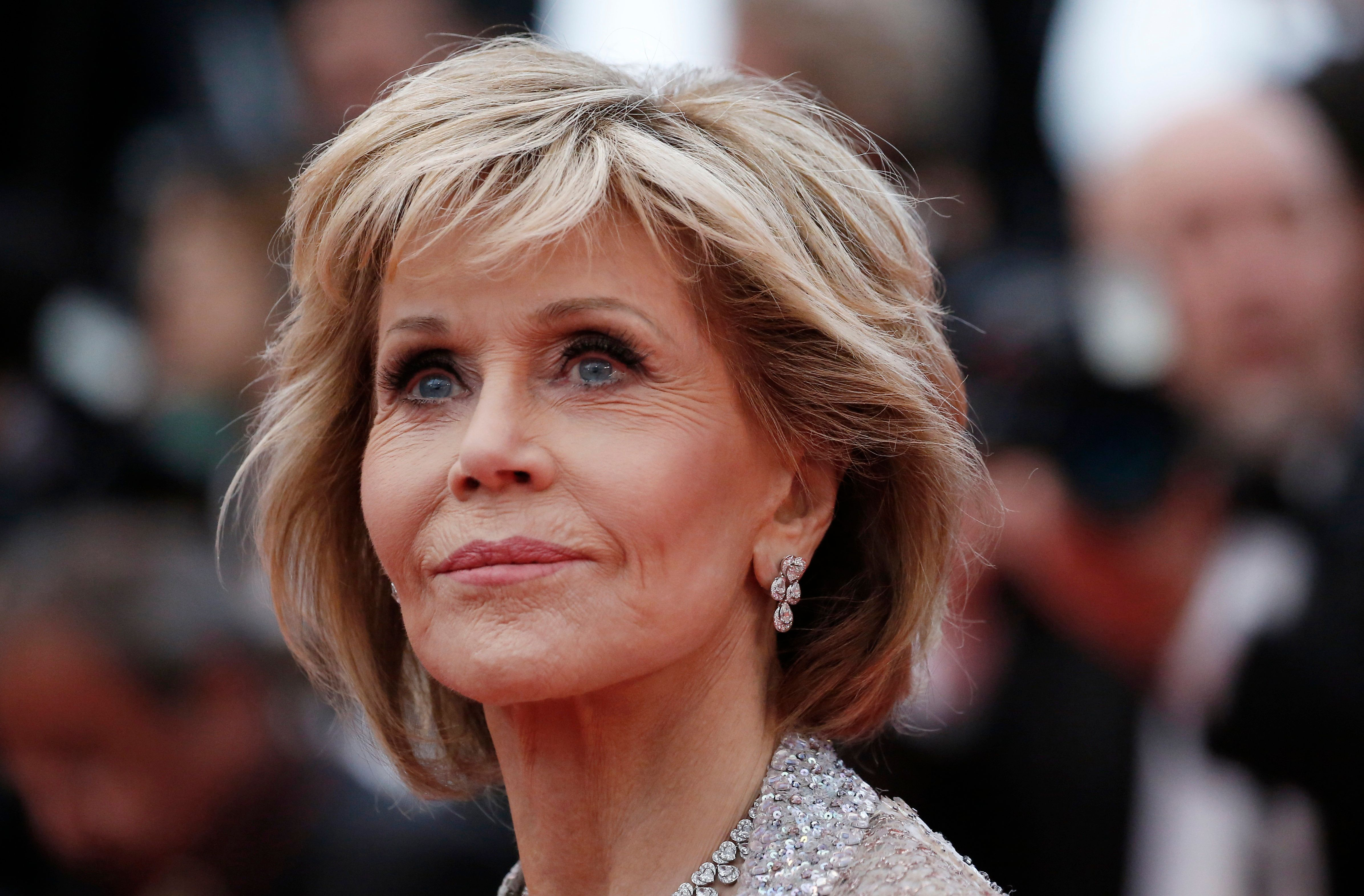Jane Fonda: Sexual Predators Shouldn't Try To Come Back Unless They've 'Done The