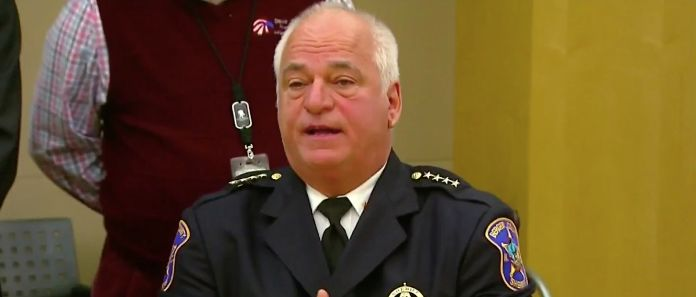 New Jersey Sheriff Who Was Caught Making Racist Remarks