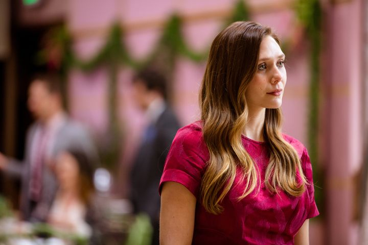 "Elizabeth Olsen stars as Leigh in ""Sorry for Your Loss."""