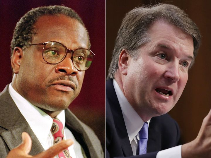 Clarence Thomas' perceived lack of privilege helped him. Brett Kavanaugh won't get that boost.
