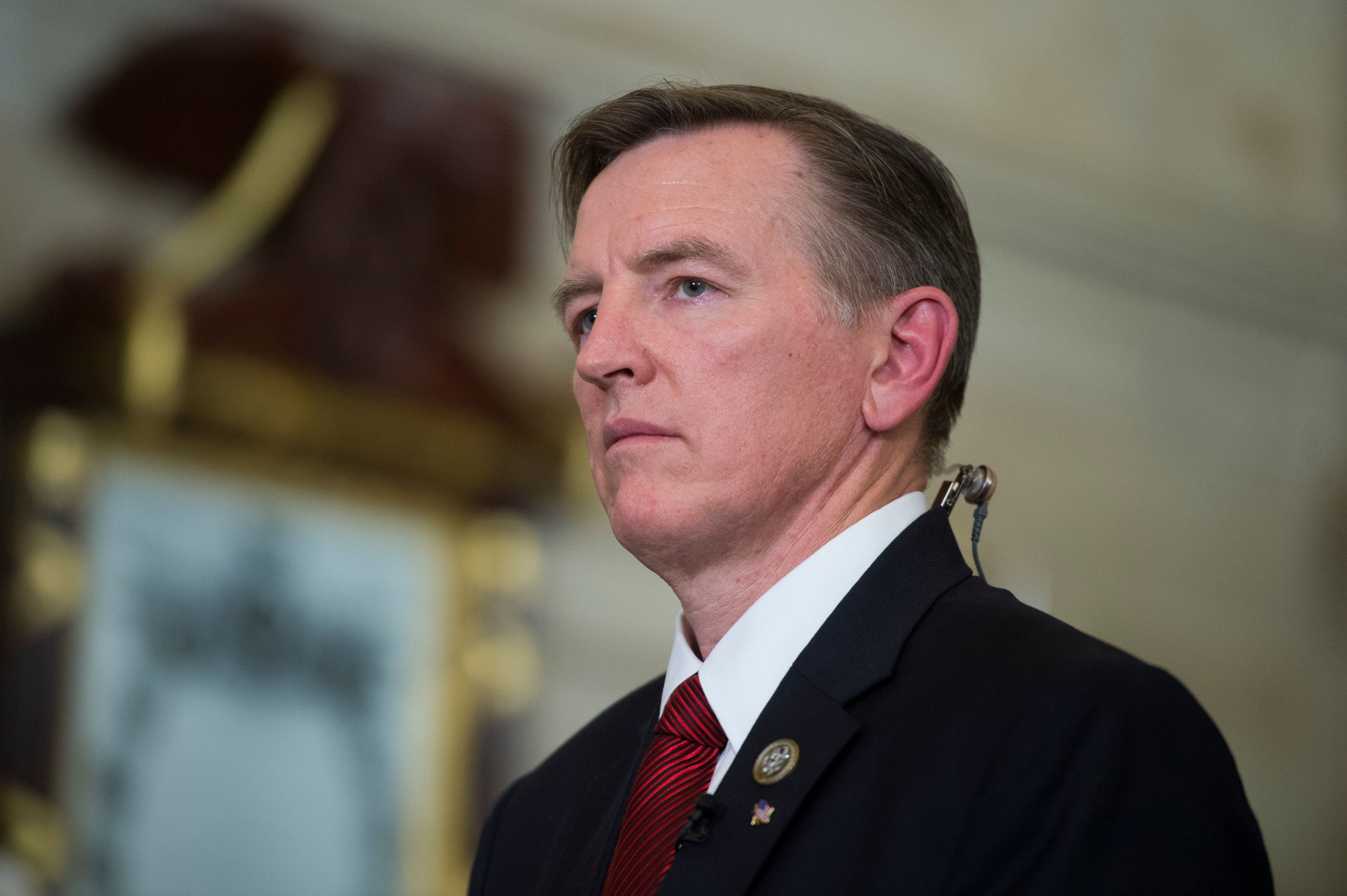 Six of Rep. Paul Gosar's 10 siblings appeared in attack ads supporting his opponent