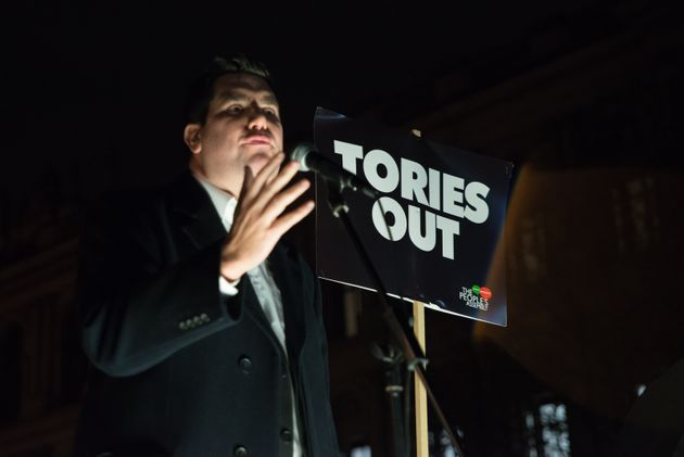 Shadow Secretary of State for Justice and Shadow Lord Chancellor, Richard Burgon, speaks against government's...