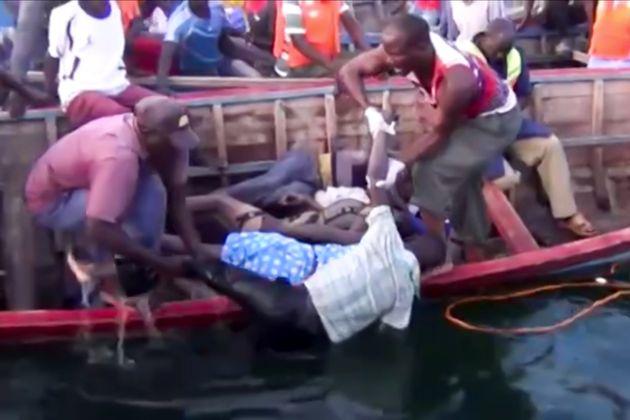 Naufrage d'un ferry au lac Victoria en Tanzanie: le bilan passe à 151