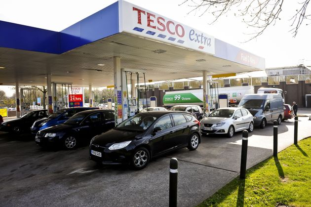 Fuel retailers could be about to spark a price war, the AA