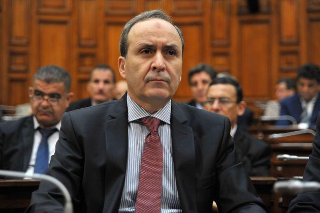 Le ministre de la Santé Mokhtar Hasbellaoui - Photo