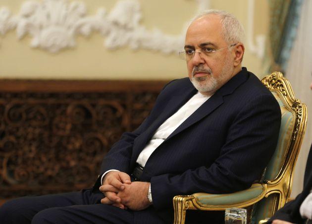 Le ministre iranien des Affaires étrangères, Javad Zarif - Photo