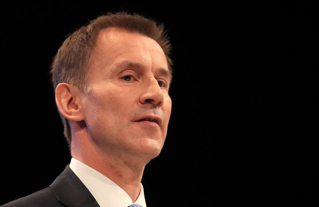 File photo of Foreign Secretary Jeremy Hunt who has described the EU's