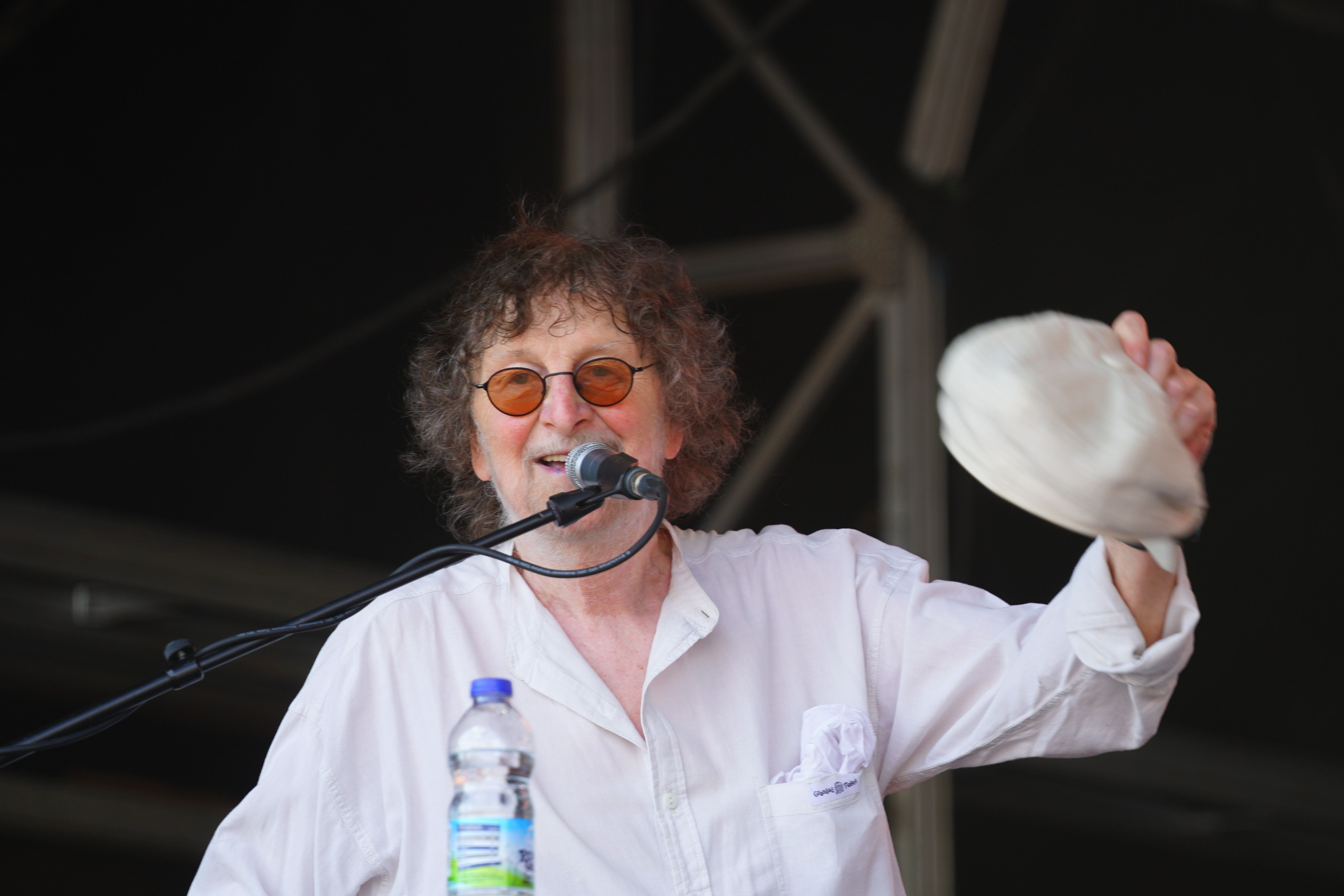 Chas Hodges, Of Pop Duo Chas And Dave, Has
