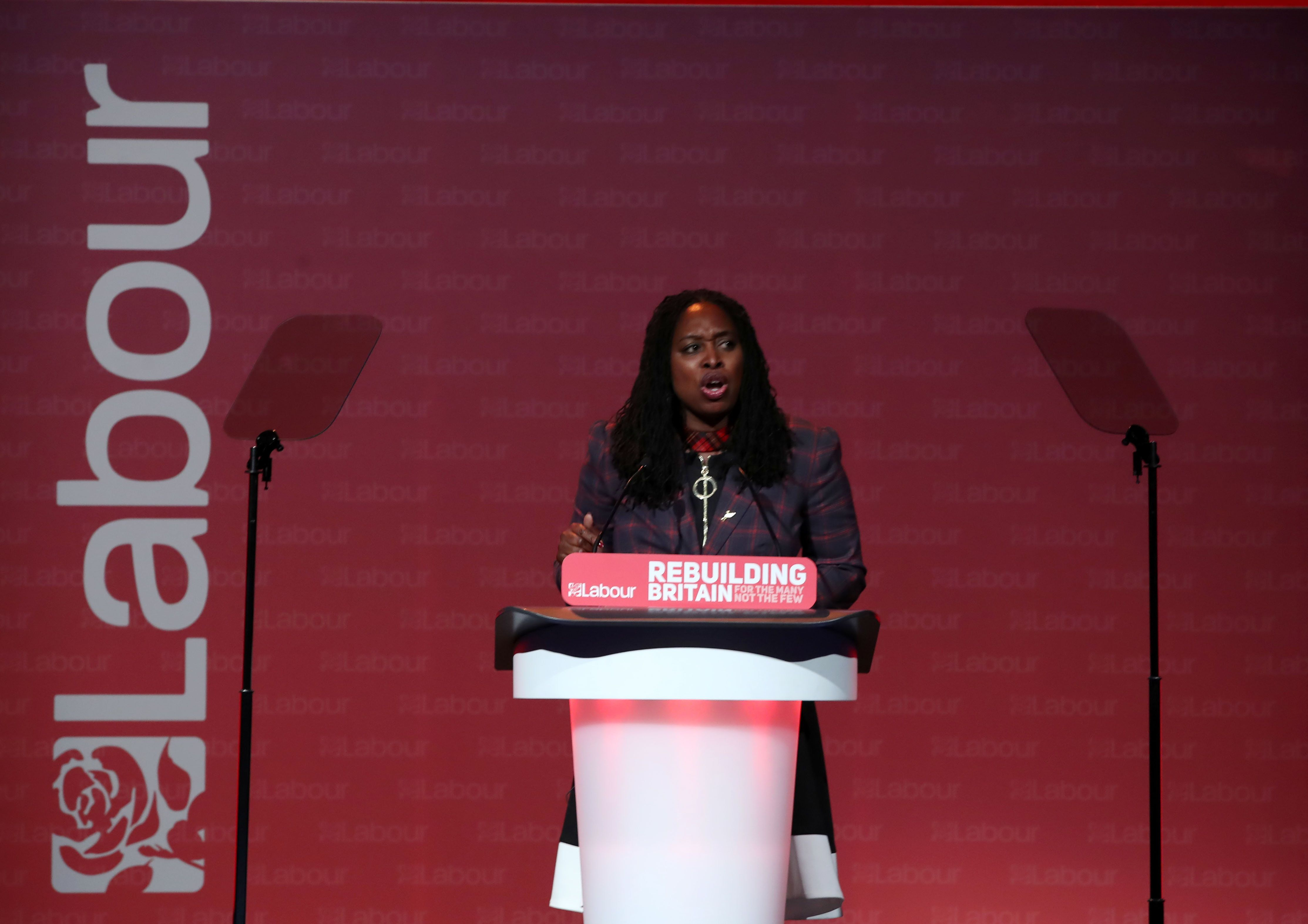 Dawn Butler Praises Labour's Former Militant Wing In 'Unbelievable' Conference