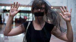 #WhyIDidntReport: Opfer von Vergewaltigungen antworten auf
