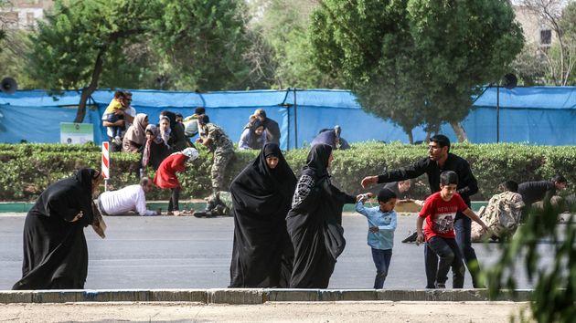 Iran: Au moins 24 morts dans un attentat revendiqué par