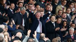 Sir Alex Ferguson Receives Ovation For First Old Trafford Visit Since Brain