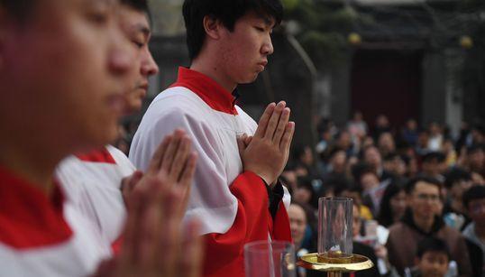 Συμφωνία μεταξύ Βατικανού και Πεκίνου για τον διορισμό επισκόπων στην
