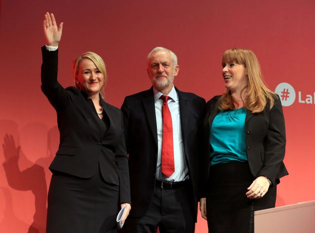 Race To Pick Woman Labour Leader To Succeed Jeremy Corbyn Set To Start As NEC Backs Female-Only Deputy