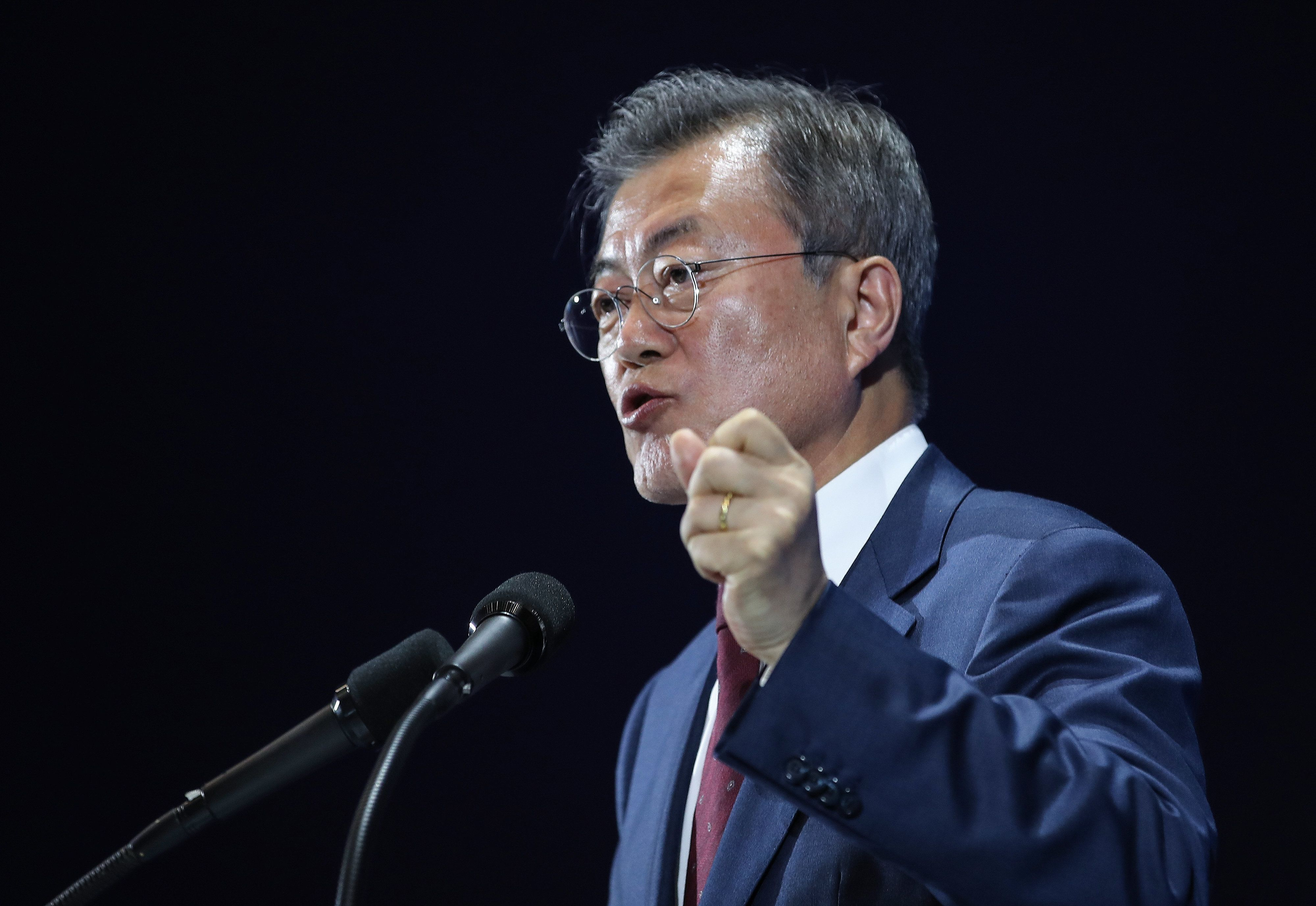 문대통령, 오늘(23일) 김정은 메시지 들고 트럼프 만나러