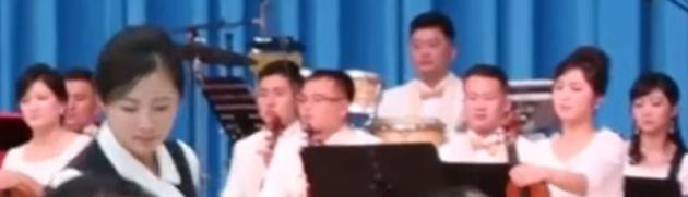 북한 주민들은 지코의 힙합 공연이