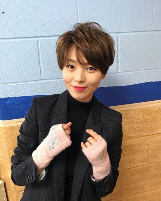 '원더걸스 전 멤버' 선예가 은퇴설에 대해 입장을