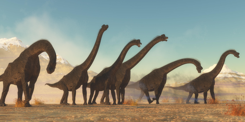 Ποιοι ήταν οι μεγαλύτεροι δεινόσαυροι ανά περίοδο
