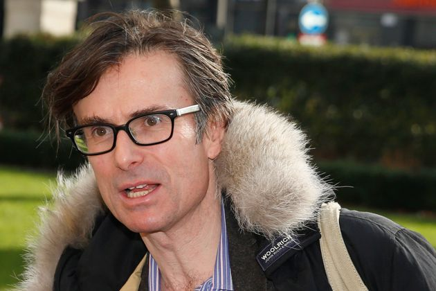 Robert Peston, the ITV political editor, has revealed his fears of being 'stalked' by
