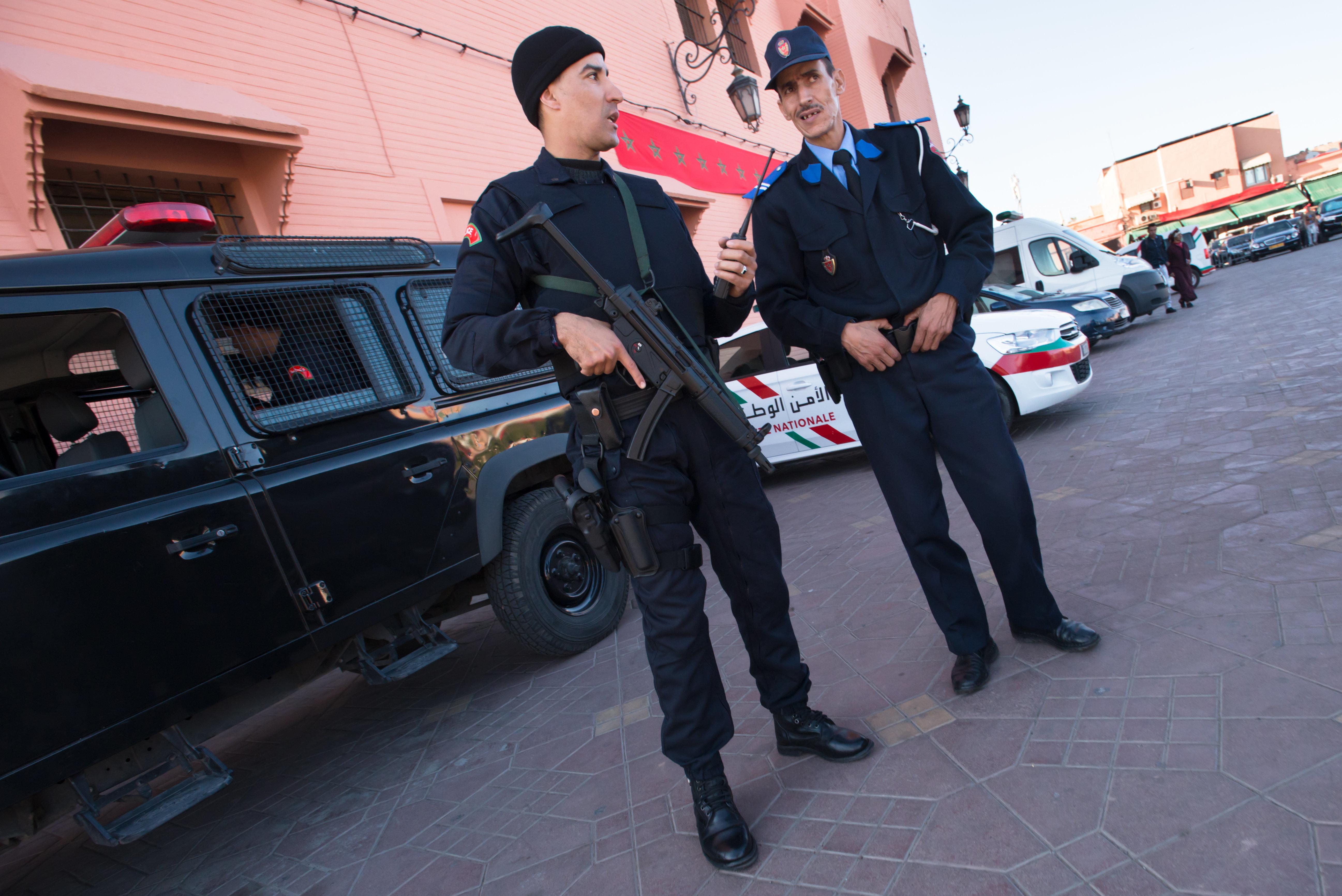 À Meknès et Mohammedia, des trafiquants de drogue récidivistes t par les balles de la